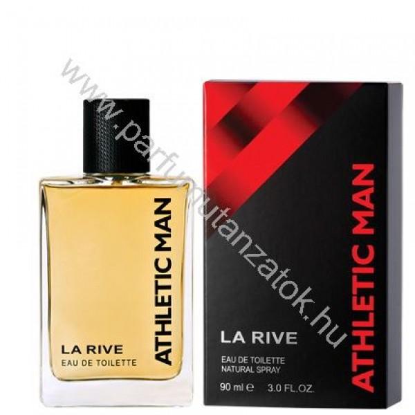 Adidas Active Bodies utánzat - La Rive Athletic Man Parfüm