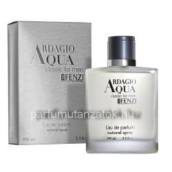 Armani Acqua di Gio utánzat - J. Fenzi Ardagio Aqua Classic for Men