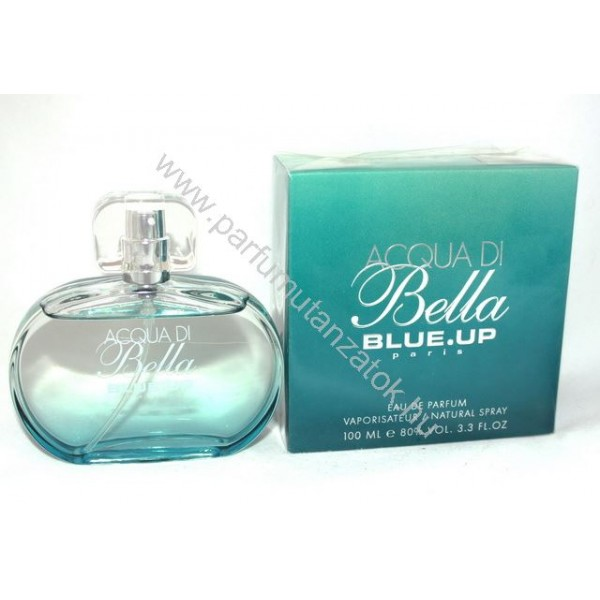 Armani Acqua di Gioia utánzat - Blue up Acqua di Bella Parfüm