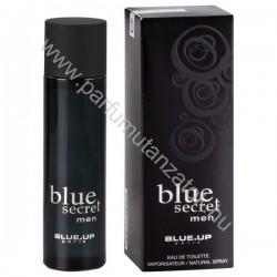 Armani Code utánzat - Blue Up Blue Secret Men