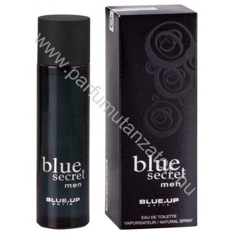 Armani Code Utánzat Blue Up Blue Secret Men Férfi Parfüm