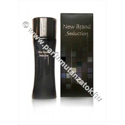 Armani Code utánzat - New Brand Seduction Men