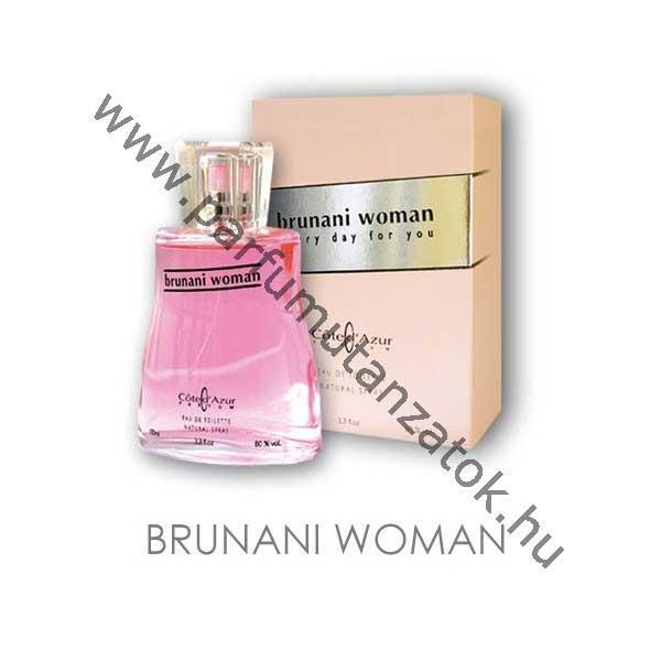 Bruno Banani Bruno Woman utánzat - Cote d'Azur Brunani Woman Parfüm
