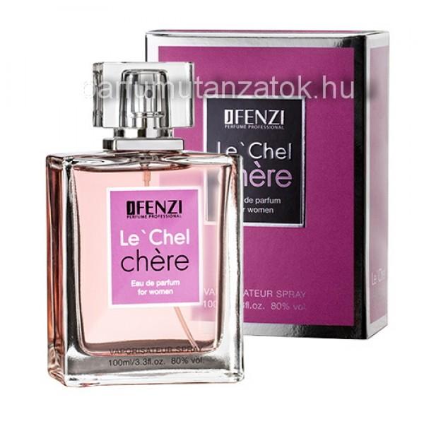 Chanel Chance utánzat - J. Fenzi Le' Chel Chére Parfüm