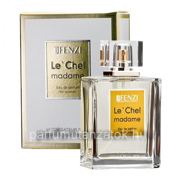 Chanel Coco Mademoiselle utánzat - J. Fenzi Le' Chel Madame Parfüm