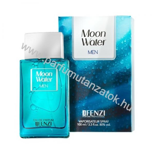 Davidoff Cool Water utánzat - J. Fenzi Moon Water Men Parfüm