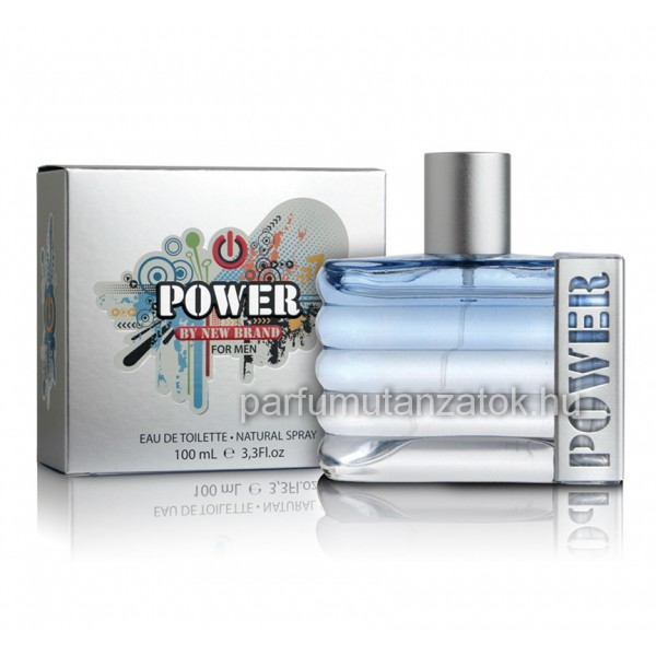 Diesel Only the Brave utánzat - New Brand Power Parfüm