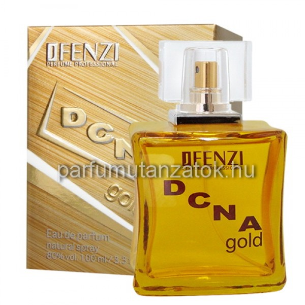 DKNY Golden Delicious utánzat - J. Fenzi DCNA Gold Parfüm