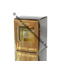 Dolce & Gabbana The One utánzat - Chat d'or Dolce Gambler 4You
