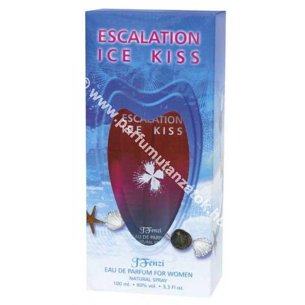 Escada Island Kiss utánzat - J. Fenzi Escalation Ice Kiss Parfüm
