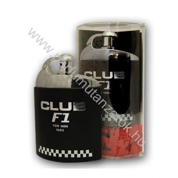 Ferrari Black utánzat - New Brand Club F1 Parfüm