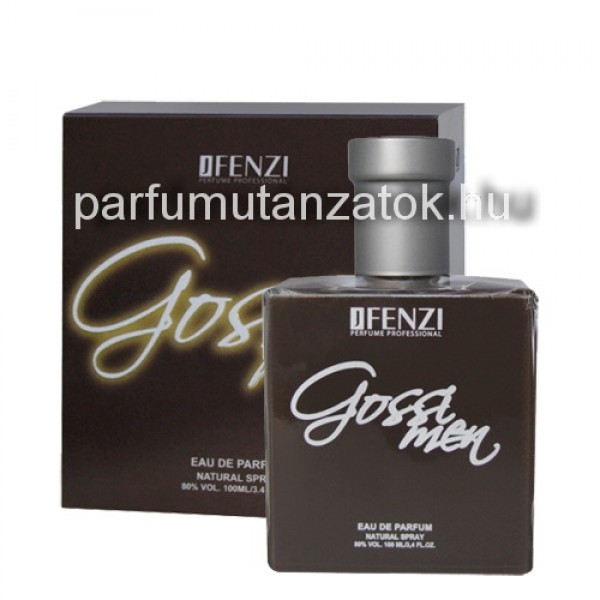 Gucci Guilty Homme utánzat - J. Fenzi Gossi Men Parfüm