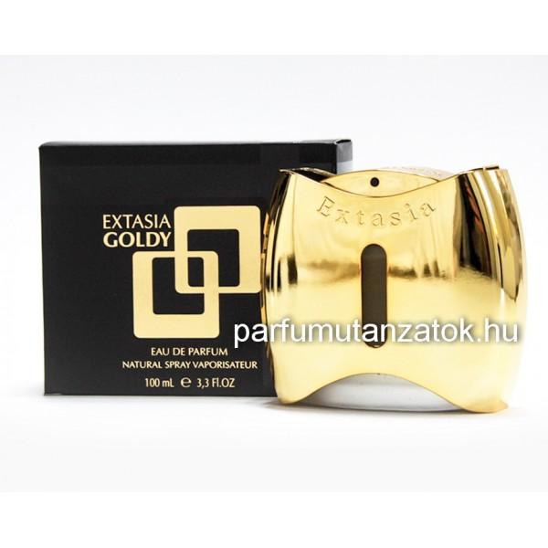Gucci Guilty Intense utánzat - New Brand Extasia Goldy Parfüm