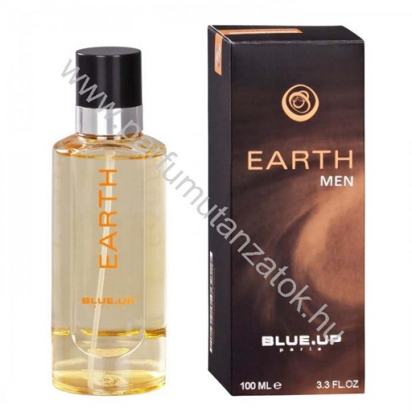 Hermés Terre D' Hermes utánzat - Blue up Earth Parfüm