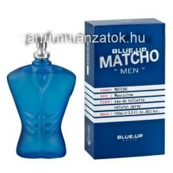 Jean Paul Gaultier Le Male utánzat - Blue Up Matcho Men