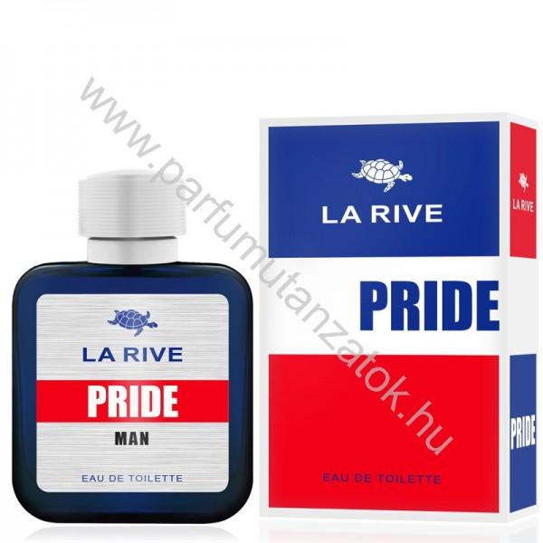 Lacoste Live utánzat - La Rive Pride Parfüm
