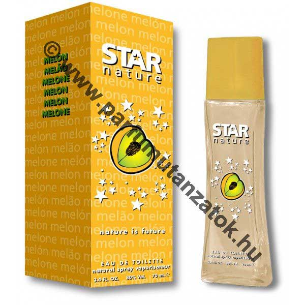 Star Nature Melon sárgadinnye illatú parfüm Parfüm