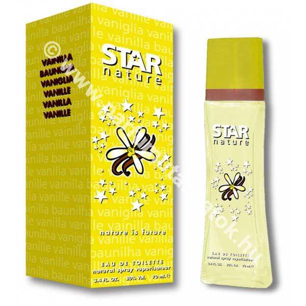 Star Nature Vanília illatú parfüm Parfüm