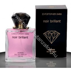 Versace Crystal Noir utánzat - Christopher Dark Noir Brillant
