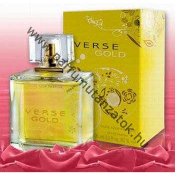 Versace Yellow Diamond utánzat - Cote d'Azur Verse Gold Woman Parfüm