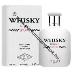Whisky Homme Sport